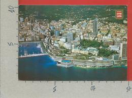 CARTOLINA VG MONACO - Vue Generale - 10 X 15 - ANN. 1985 AQUARIUM DU MUSEE OCEANOGRAPHIQUE - Viste Panoramiche, Panorama