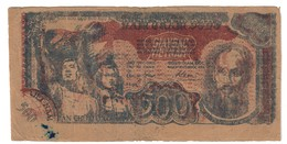 Vietnam 1949 500 Dong Pick 31b LOTTO 1937 - Viêt-Nam