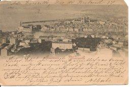 Ldiv_400 - Souvenir De Marseille - Carte Précurseur Voyagée En 1897 De Marseille à Munich - Marseille