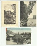 25 - Doubs - Besançon - Lot De 3 Cartes - - Besancon