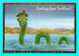 A757 / 201   Greetings From Scotland - Ecosse