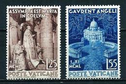 Vaticano Nº 161/2 Nuevo - Vatican