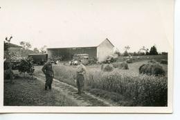 47340 - Laroque Timbaut - 1939-1945 Infirmiers Et Médecins Ambulance Chirurgicale N°414 - 648P01 - Guerre, Militaire
