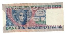 50000 LIRE Volto Di Donna 20 06 1977  LOTTO 2182 - [ 2] 1946-… : République
