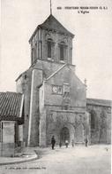 79. DEUX-SEVRES - FRONTENAY-ROHAN-ROHAN. L'Eglise. - Frontenay-Rohan-Rohan