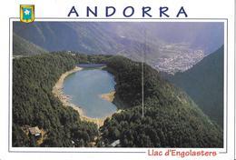 ANDORRA - ANDORRE - Lac D'Engolasters - Andorre