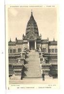 Exposition Coloniale Internationale - Paris 1931 ( Temple D'angkor - Vat - Escalier Principale - Exhibitions