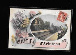 C.P.A. D AMITIES D ARINTHOD 39 - Francia