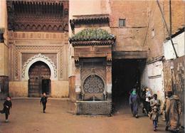FES-  Place Nedjarine - Fez (Fès)