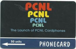 Nigeria - The Launch Of PCNL Cardphones - 6GWAB - 50Units - Used (Read Descr.) - Nigeria