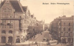Malmö - Södra Förstadsgatan - Zweden
