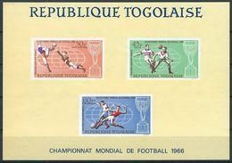 Togo , World Cup 1966, Block - Coupe Du Monde