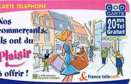 CODcarte = Nos Commerçants Ont Du Plaisir... - France