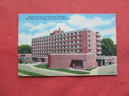 Kellogg Center For Education Michigan >  East Lansing       Ref 3257 - Lansing