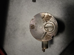 Bouton Allumeur Mine Antichar Allemand WW2 T.MI.Z.35 - 1939-45