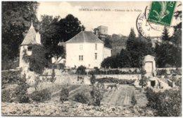 71 SEMUR-en-BRIONNAIS - Chateau De La Vallée - Altri Comuni