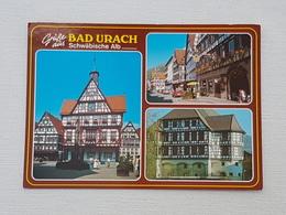 Bad Urach, Schwäbische Alb  (gelaufen ,  1998); H17 - Bad Urach