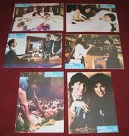 Jacqueline Bisset CLASS Rob Lowe  6x Yugoslavian Lobby Cards - Photographs