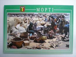 Afrique Mali Mopti - Malí