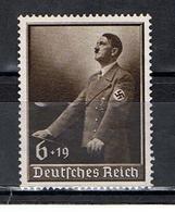 Allemagne / Empire / 1939  /  Hitler, Discours 1° Mai / Yvert N° 635** - Alemania