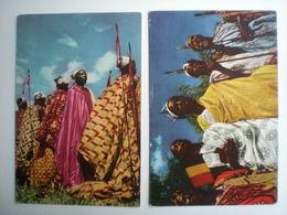 Congo - Kinshasa (ex Zaire) > Congo Belge Voyage Du Roi Baudouin 1955 - Belgisch-Congo - Varia