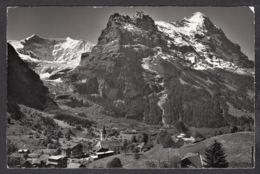 77160/ GRINDELWALD, Friescherhörner, Hörnli U. Eiger - BE Berne