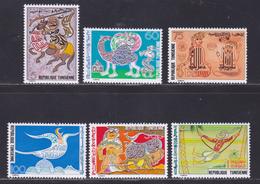 TUNISIE N°  875 à 880 ** MNH Neufs Sans Charnière, TB (D8826) Calligraphie, Arts Et Traditions - 1978 - Tunisia