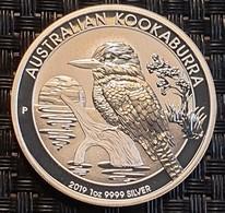 """Australia 1 Dollar 2019  """"Kookaburra""""  - Silver - Colecciones"""