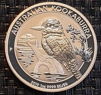 "Australia 1 Dollar 2019  ""Kookaburra""  - Silver - Australie"