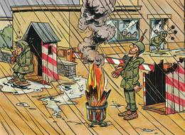 HUMOUR : Militaire - Gardes - (MAZEL) - Humour