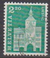 Schweiz 1964  MiNr. 802 O Gest. Baudenkmäler ( 8875)günstige Versandkosten - Usati