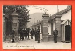 TSB-18 Saint-Dié  La Caserne Chérin. Circulé En 1919 Vers Bois-D'Amont. LL 41 - Saint Die