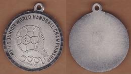 AC - MEN'S JUNIOR WORLD HANDBALL CHAMPIONSHIP 1997 TURKEY MEDAL - Tiro Al Arco