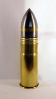 Obus De 37mm Russe De Rupture - WW1 - Inerte - 1914-18