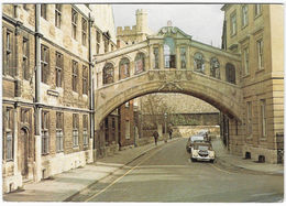 Hertford College, OXFORD Dated 1981 (J Arthur Dixon, POX/23247) [P0090/4/1D] - Oxford