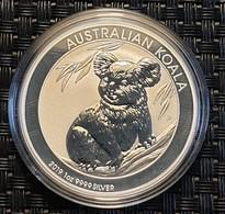 """Australia 1 Dollar 2019  """"Koala""""  -  Silver - Colecciones"""