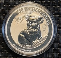 "Australia 1 Dollar 2019  ""Koala""  -  Silver - Australie"