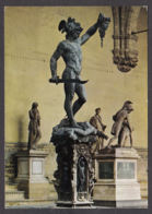 89170/ Benvenuto CELLINI, *Persée Tenant La Tête De Méduse*, Florence, Loggia Della Signoria - Sculptures
