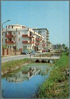 °°° Cartolina N.137 Campomarino Veduta Parziale Viaggiata °°° - Campobasso