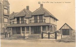 Coq-sur-Mer NA91: Villas Les Bruyères Et Tommichon - De Haan