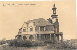 Coq-sur-Mer NA92: Le Vert Logis. Bungalow La Garenne - De Haan
