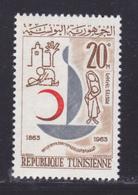 TUNISIE N°  575 ** MNH Neuf Sans Charnière, TB (D8833) Croix Rouge Internationale - 1963 - Tunisia
