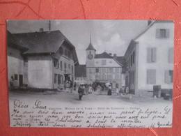 Lignieres . Maison De La Poste . College - NE Neuchâtel