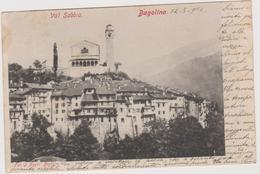 BAGOLINO  VAL SABBIA (BS)  , Spedita A PRALBOINO  - F.p. -  Primi Anni Del '1900 - Brescia