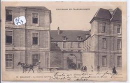BESANCON- LA CASERNE LYAUTEY - Besancon