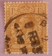 """GRANDE BRETAGNE YT 152 OBLITERE """"GEORGE V""""ANNEE 1912/1922 - Gebruikt"""