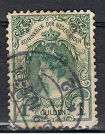 (M 11) NEDERLAND // YVERT 61 // 1898-1923 - Used Stamps