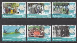 2015 Bahamas Girl Guides Complete Set Of 6 MNH - Bahama's (1973-...)
