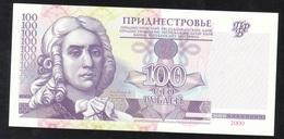 Transnistria 100 Ruble 2000 UNC - Moldova