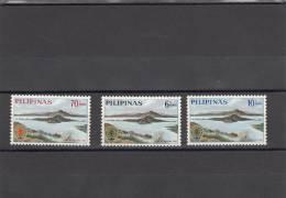 Filipinas Nº 553 Al 555 - Filipinas